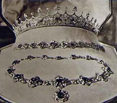 Queen Victoria 39s Sapphire Coronet