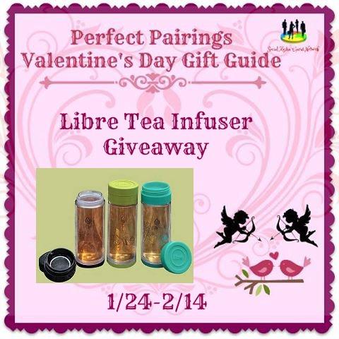 Libre Tea Infuser Giveaway