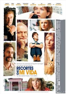 Poster Recortes De Mi Vida