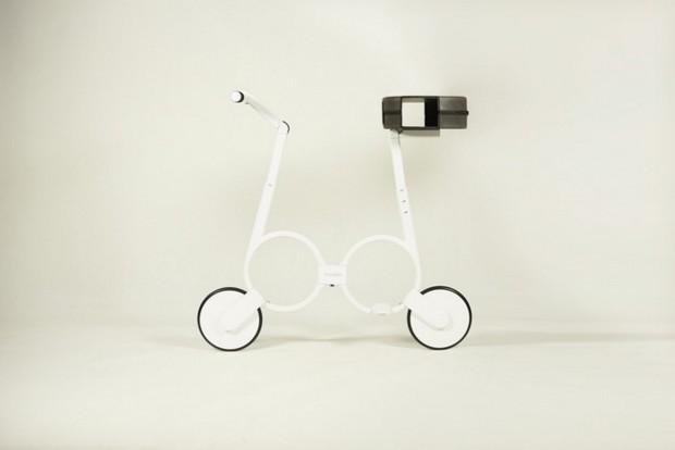"""Bicicleta """"Lo imposible"""""""