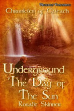BOOK SIX: UNDERGROUND: The Day of the Sun