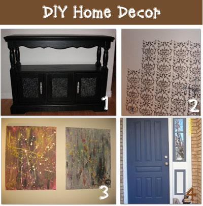 home and garden: Perfect DIY Home Decorating Photos, Elegant DIY ...