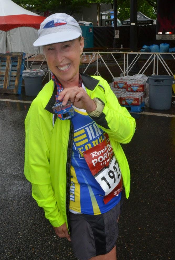 Portland RnR Half Marathon