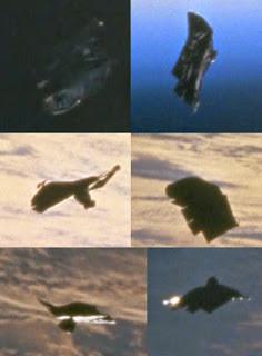 El satelite extraterrestre que nos vigila