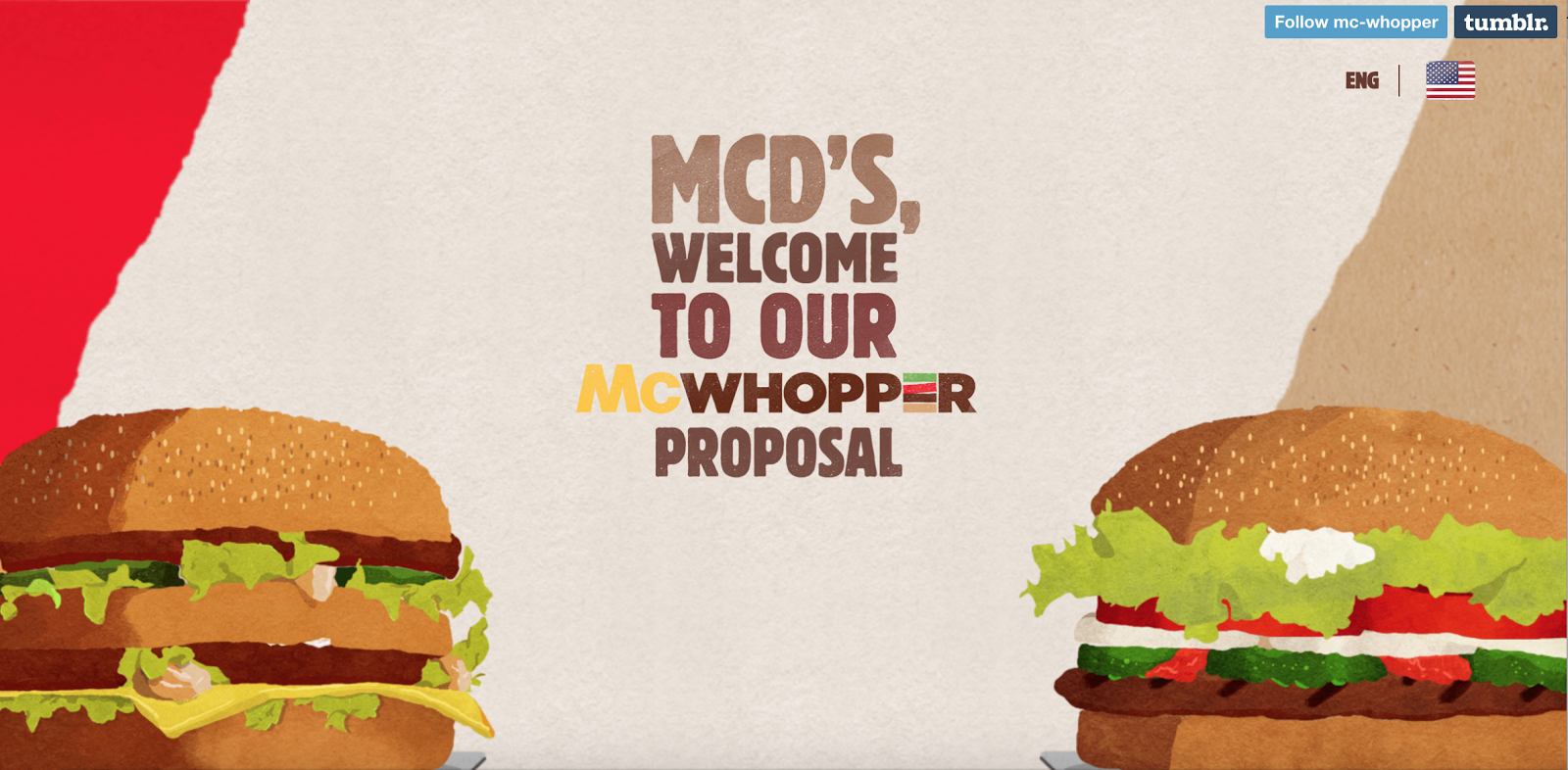 The Ethical Adman: Why McDonald's couldn't accept Burger King's ...