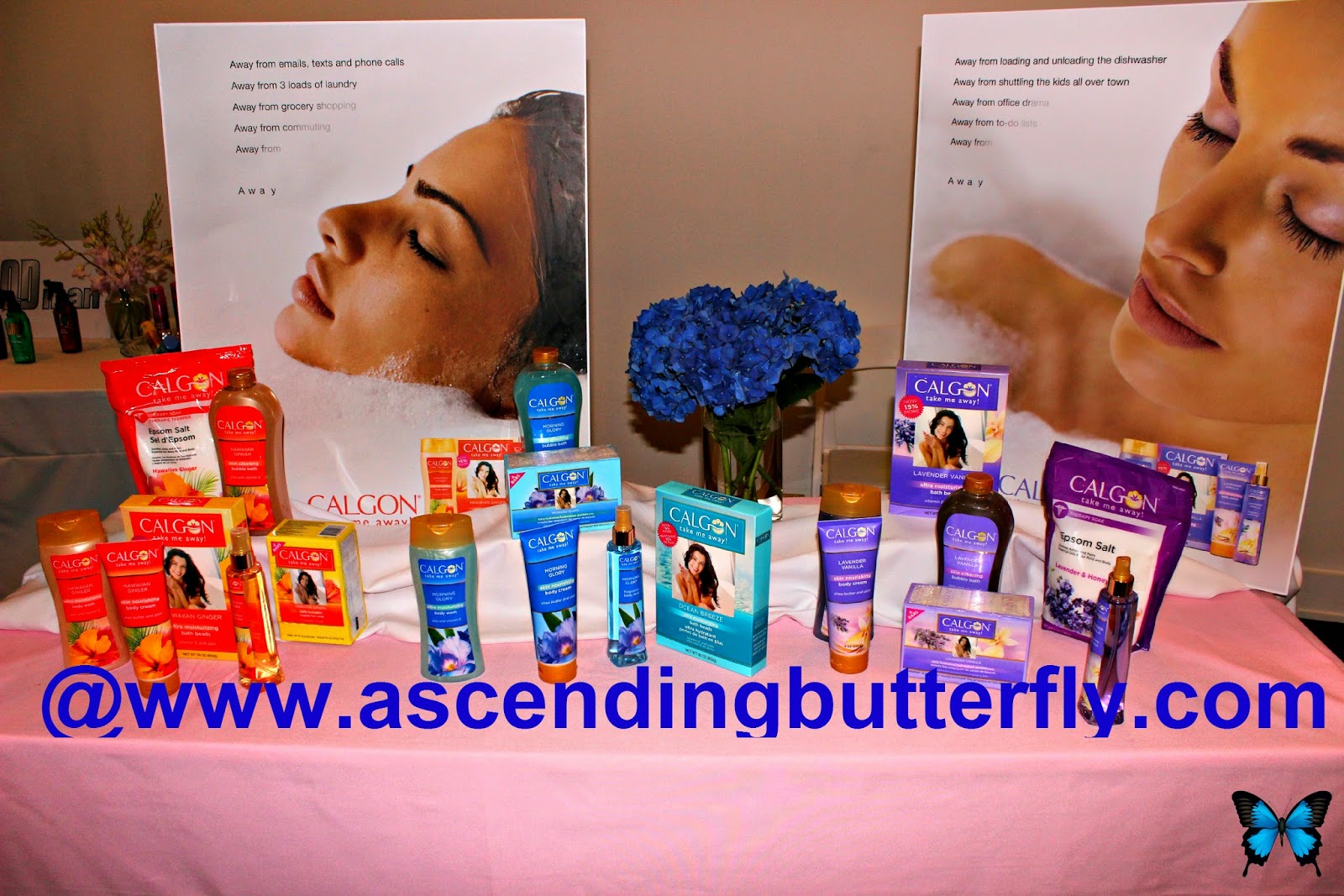 Calgon at Getting Gorgeous 2014