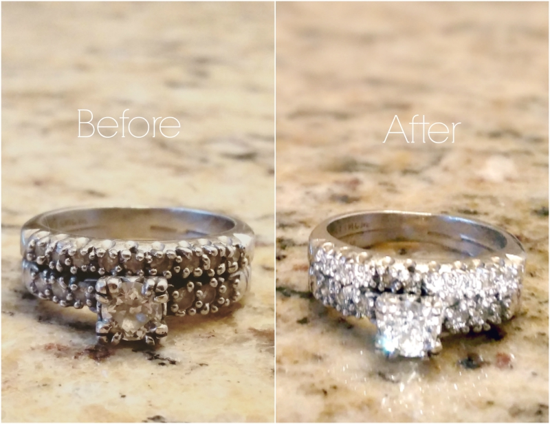 make your own jewelry cleaner