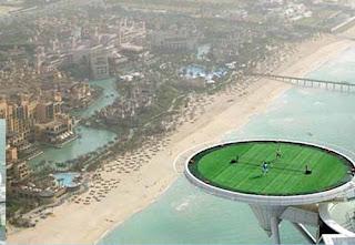 Tempat Rekreasi Paling Ekstrim Di Dunia