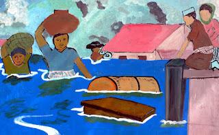 Puisi tentang Hujan dan Banjir