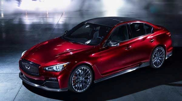 Infiniti Considers BMW 4 Series Competitor