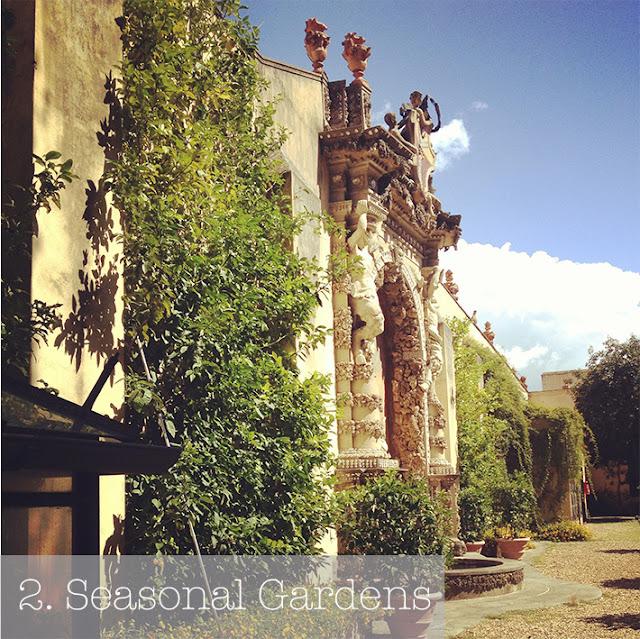 Garden in Florence