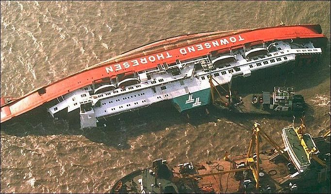 May day into disasters zeebrugge ferry capsize - Where is zeebrugge ferry port ...