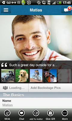 Skout Chat para Android e iPhone, Chat y Amigos