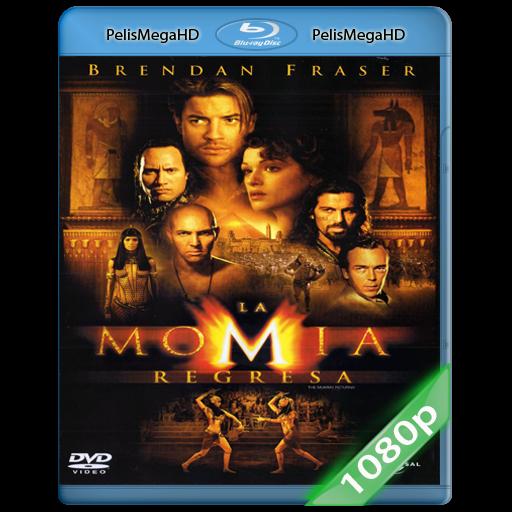 La Momia 2, Regresa (2001) 1080P HD MKV ESPAÑOL LATINO