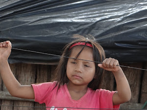 Kaiowá Guarani - Acampamento Takuaju Laranjal
