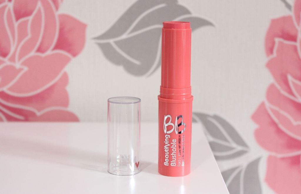 NYC Beautifying Blushable Cream Stick in Never Sleeping Pink