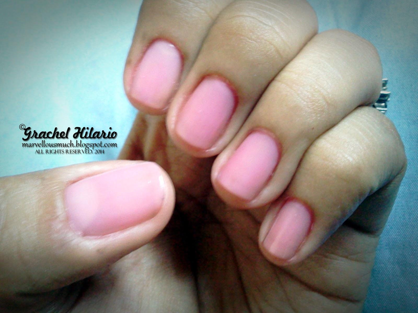 Pink is Warm, Red is Hot : Sassy Colors Shade-shifting Nail Polish ...