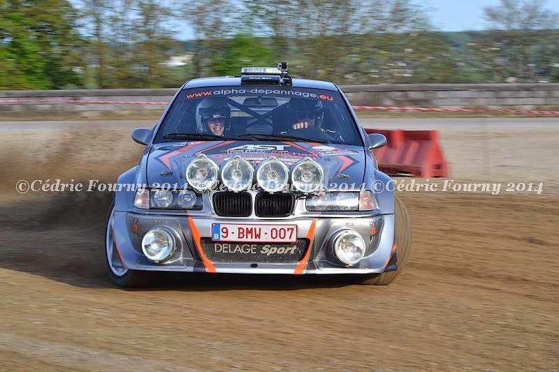 Rallye de Wallonie 2014