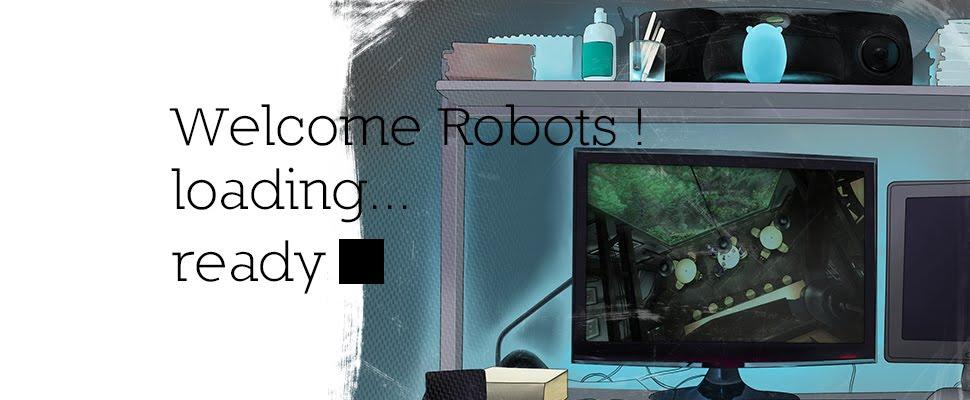 welcomerobots