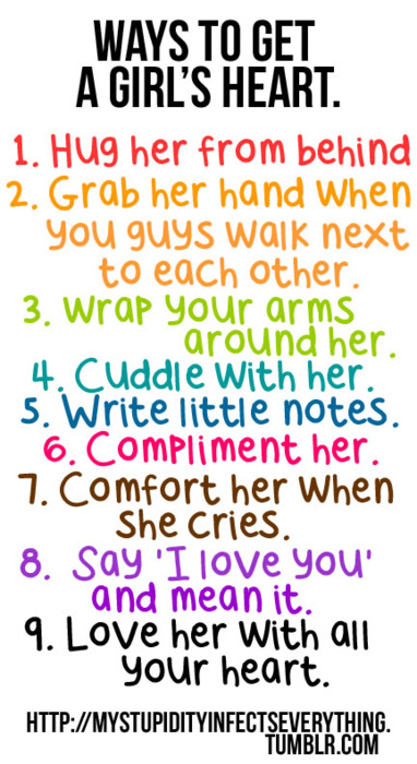 Facts About Guys That Girls Should Know