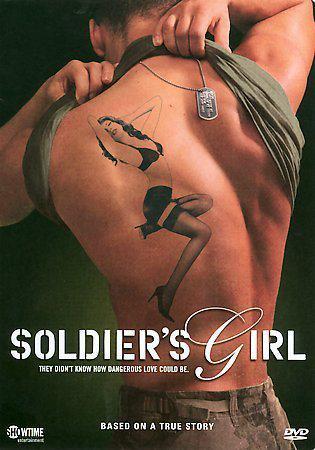 A garota do soldado