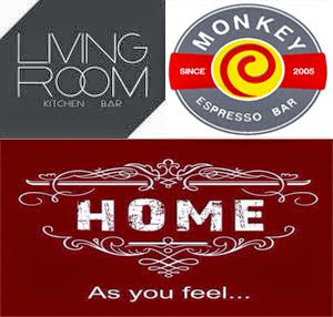 Monkey espresso Bar- Home restaurant Bar & Living Room στην προκυμαία Μυτιλήνης