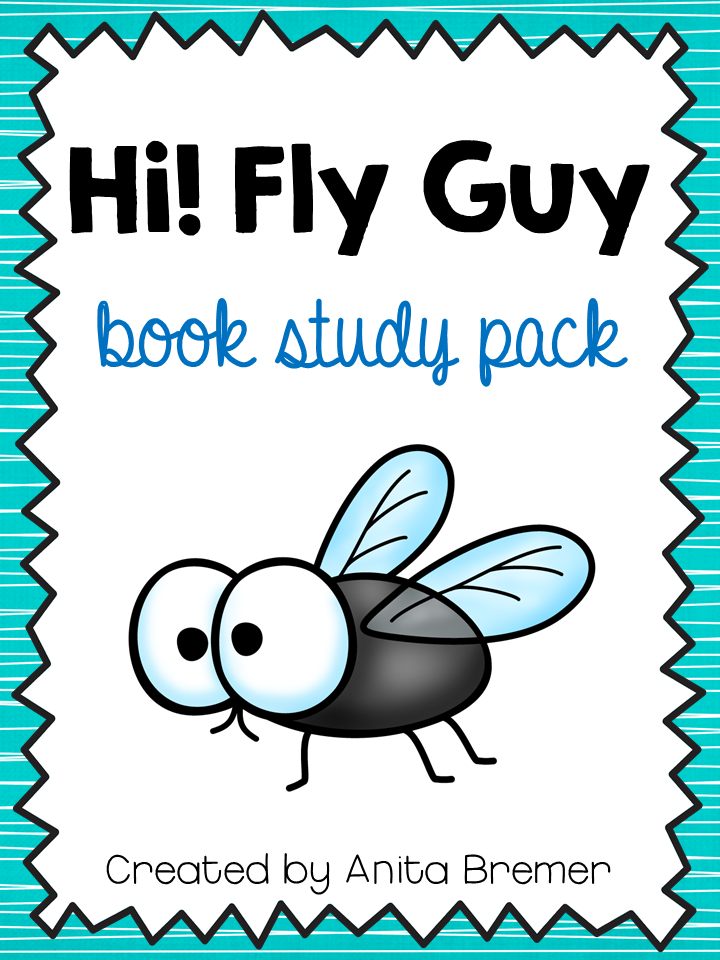 HI! FLY GUY {BOOK STUDY}
