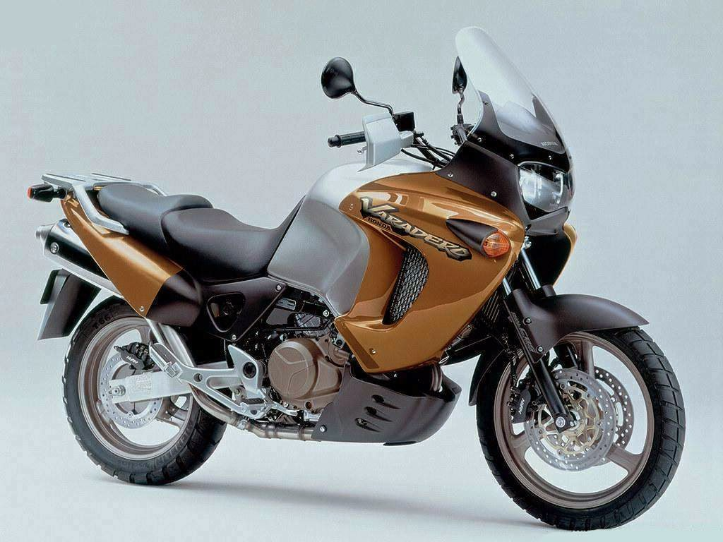 Honda Varadero XL1000V Bike Images