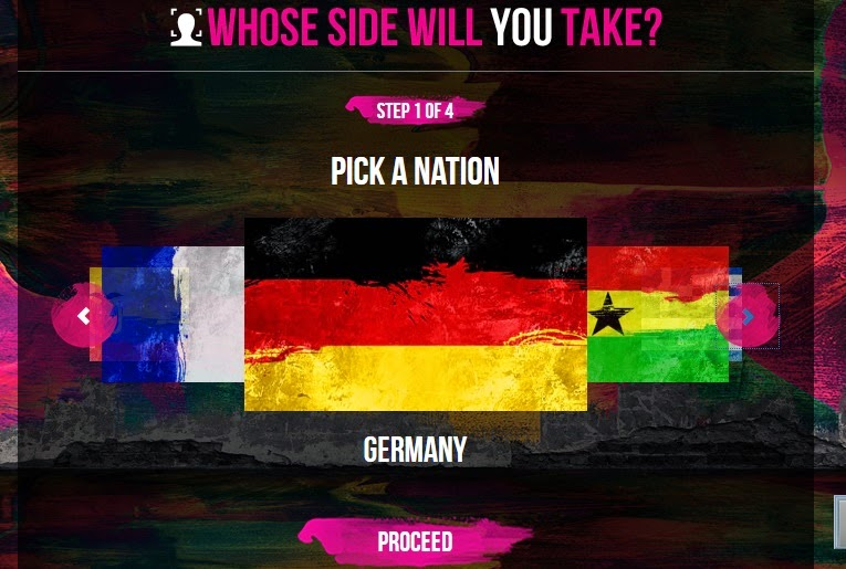 Which Side Will You Take?!