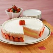 Resep Kue Cake Kukus Stroberi