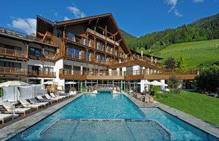 5 Sterne Wellness Resort Andreus in St. Leonhard in Südtirol