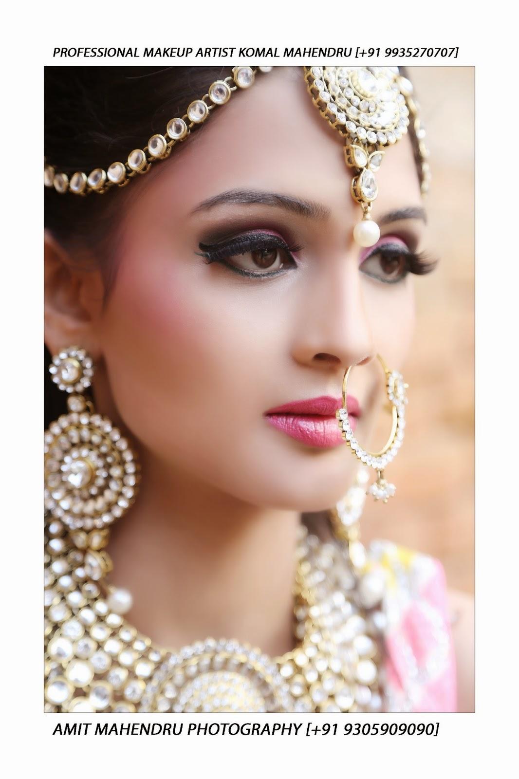 Komal mahendru s professional makeup lucknow india bridal makeup - Best Makeup Artist In Lucknow