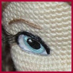 Tutorial Ojos Amigurumi : Diversidades: patrones gratis de crochet, amigurumi y ...