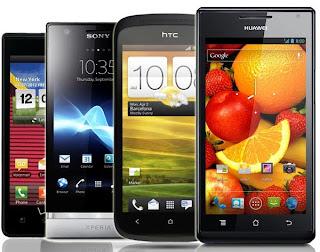 Los Teléfonos de Gama Media