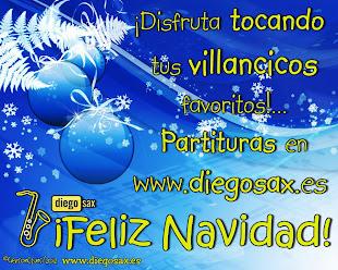 28 Partituras de Villancico y más canciones de navidad pinchando aquí o en la foto!