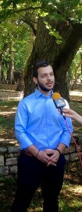 Συνέντευξη Σταρ Κεντρικής Ελλάδος