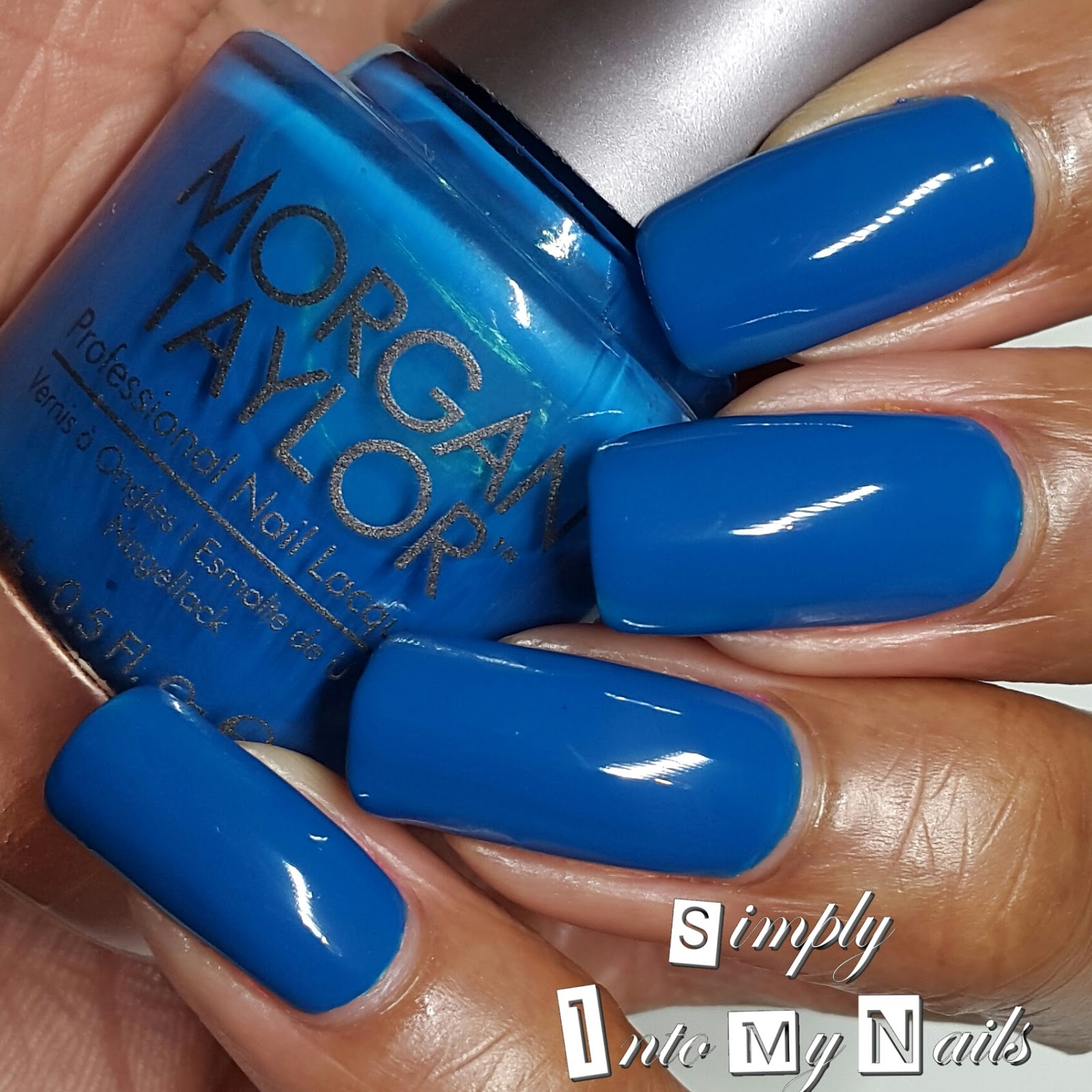 Review: Morgan Taylor Neon Lights Collection   Simply Into My NAILS