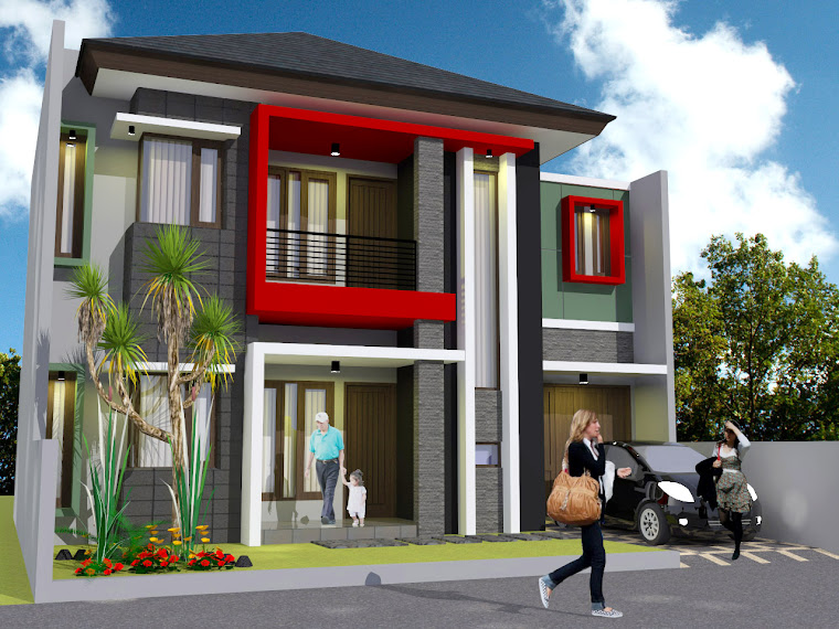 desain rumah minimalis 7x10