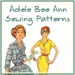 Adele Bee Ann Patterns