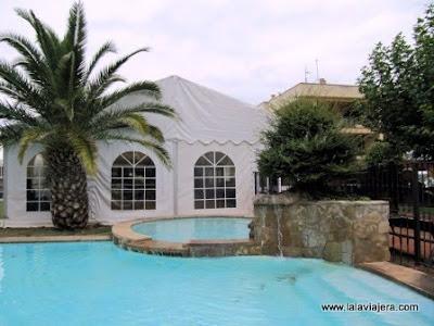 Carpa Catering Abadia Villa Lucia, Laguardia