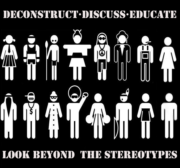 common stereotypes in society Stereotypes are one way by which history affects present life, social psychologist claude steele says in this video about the history of stereotypes and how negative stereotypes impact us today i often say that people experience stereotype threat several times a day, steele goes on to say the.