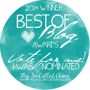 Blogger Awards Nomination