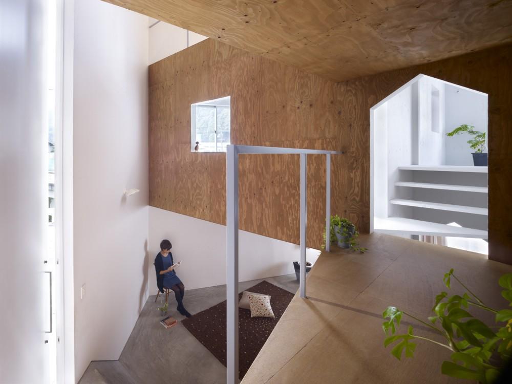 Casa en Fukawa - Suppose Design Office