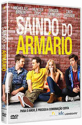 Download Filme Saindo Do Armário DVDRip Dublado + Legendado