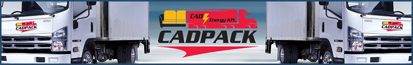CADPACK - A költöztetés specialistája.