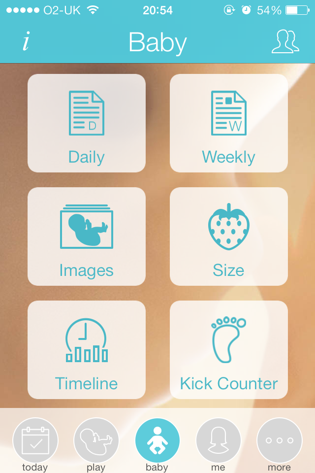 whenflowersfall pregnancy plus app review birth pregnant