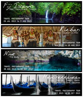2015 Photography Tours