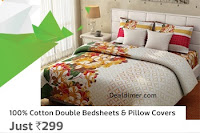 cotton-double-bedsheet-with-2-pillow-cover-rs-299-flipkart