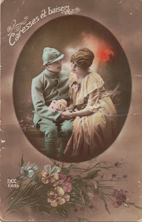 Postcard from WWI