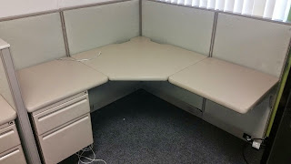 Haworth Unigroup 5'x5' modular office